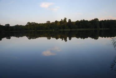 Lake - Reflection of the sky