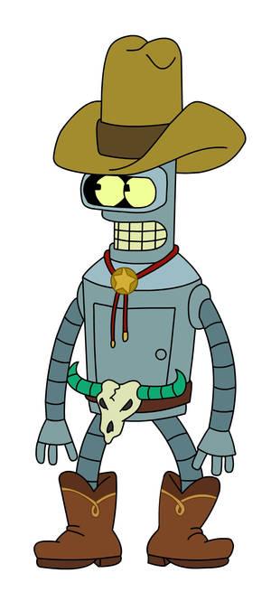 Bender (Futurama) -1