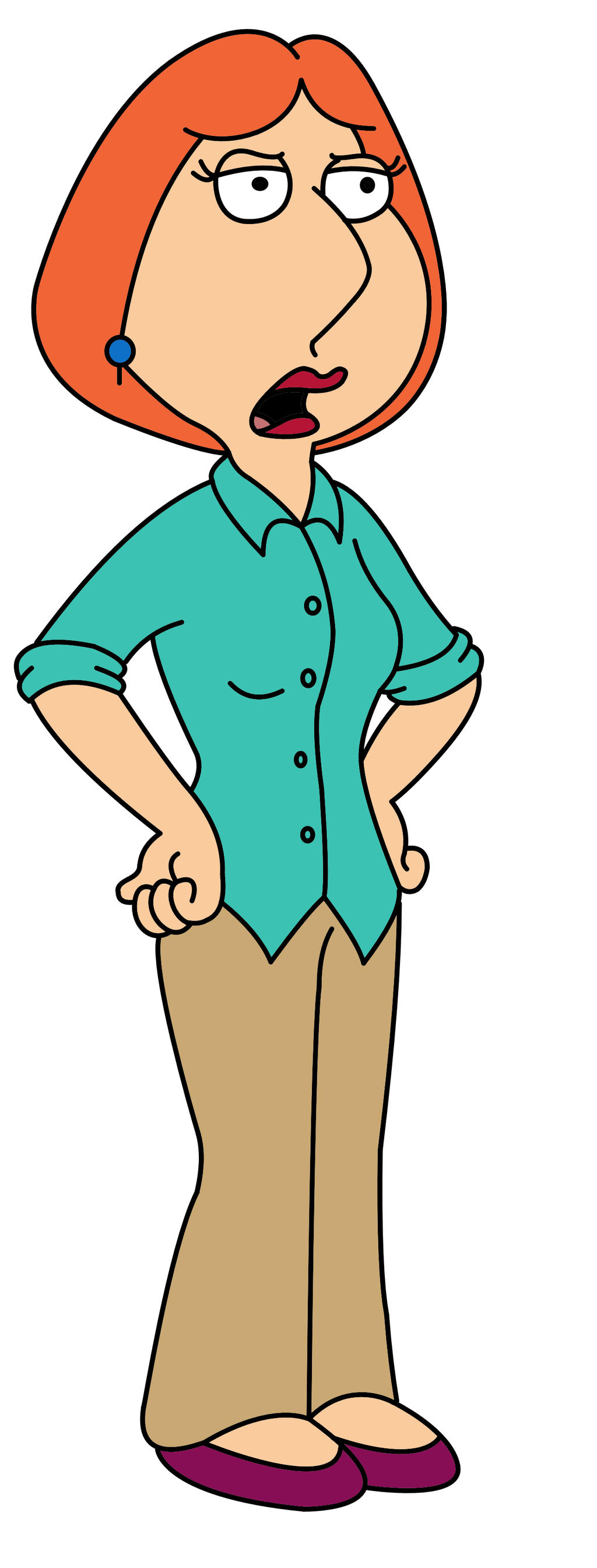Lois Griffin Voice - Family Guy franchise | Behind The