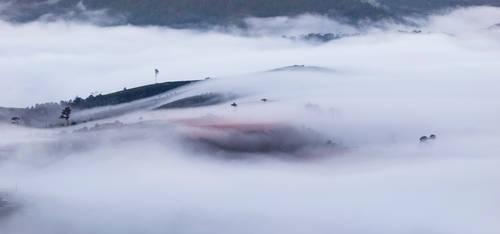 Misty morning by bo0xVn