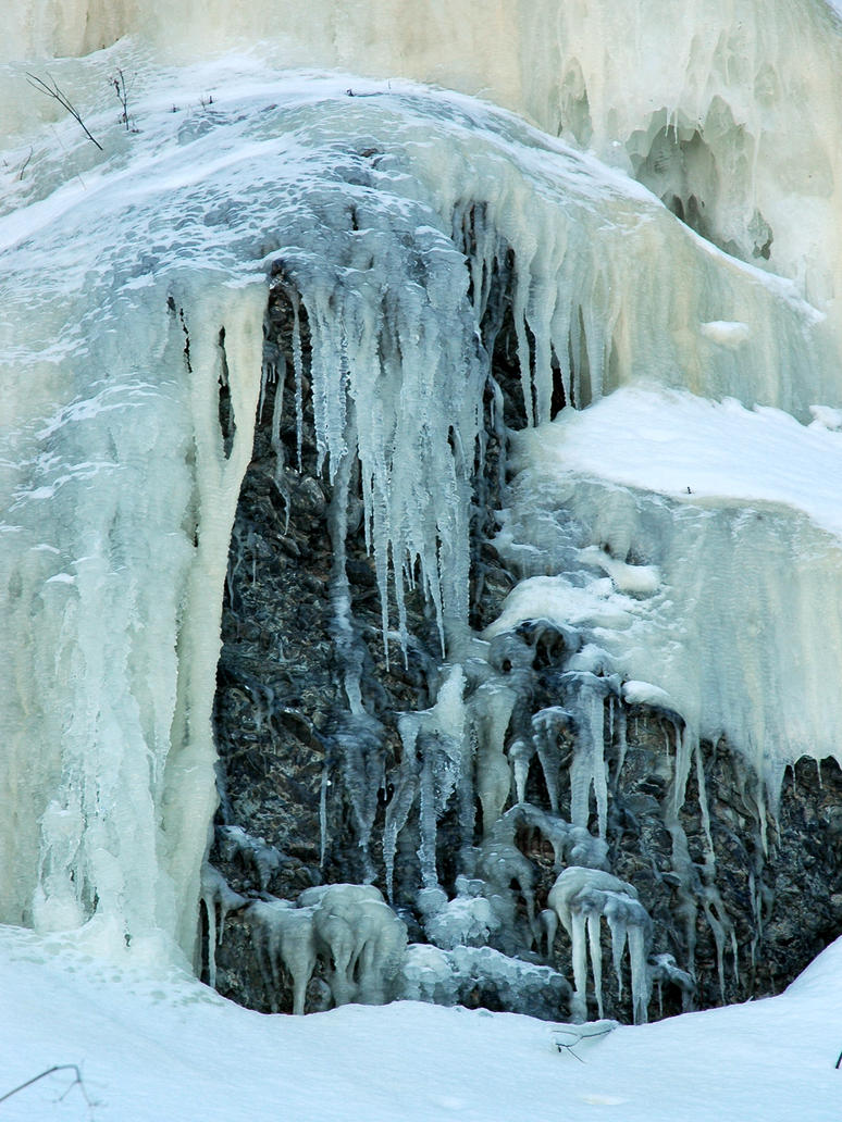 icicles 1 by LucieG-Stock