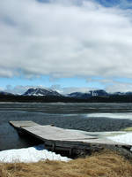 Rocky Harbour Pond by LucieG-Stock