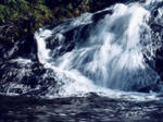 Rocky Harbour's waterfall 2