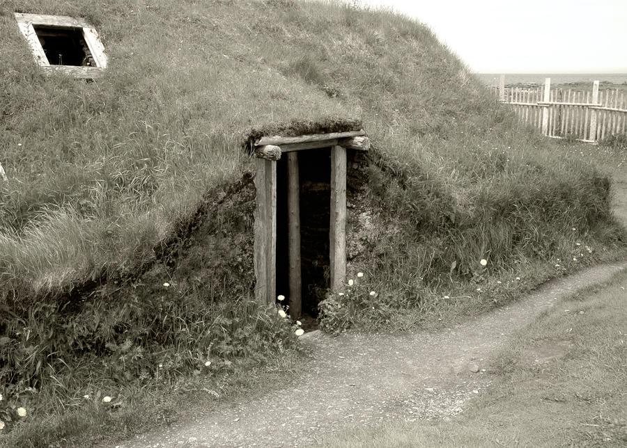 Viking settlement 3 by LucieG-Stock