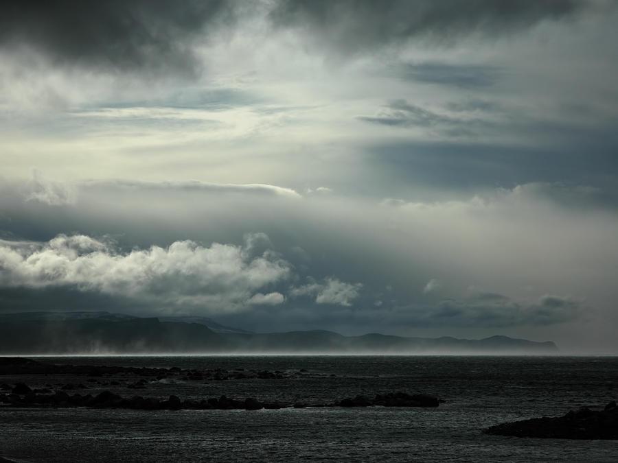 Misty ocean 2 by LucieG-Stock