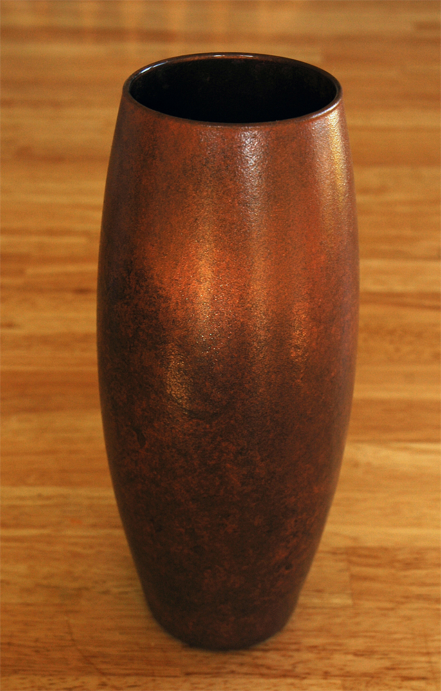 Rusted vase by LucieG-Stock
