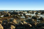 Lotsa boulders