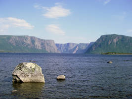 Western Brook by LucieG-Stock