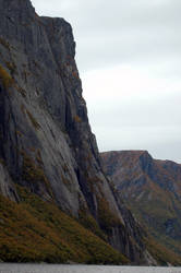 cliff 2 by LucieG-Stock