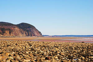 Bay of Fundy by LucieG-Stock