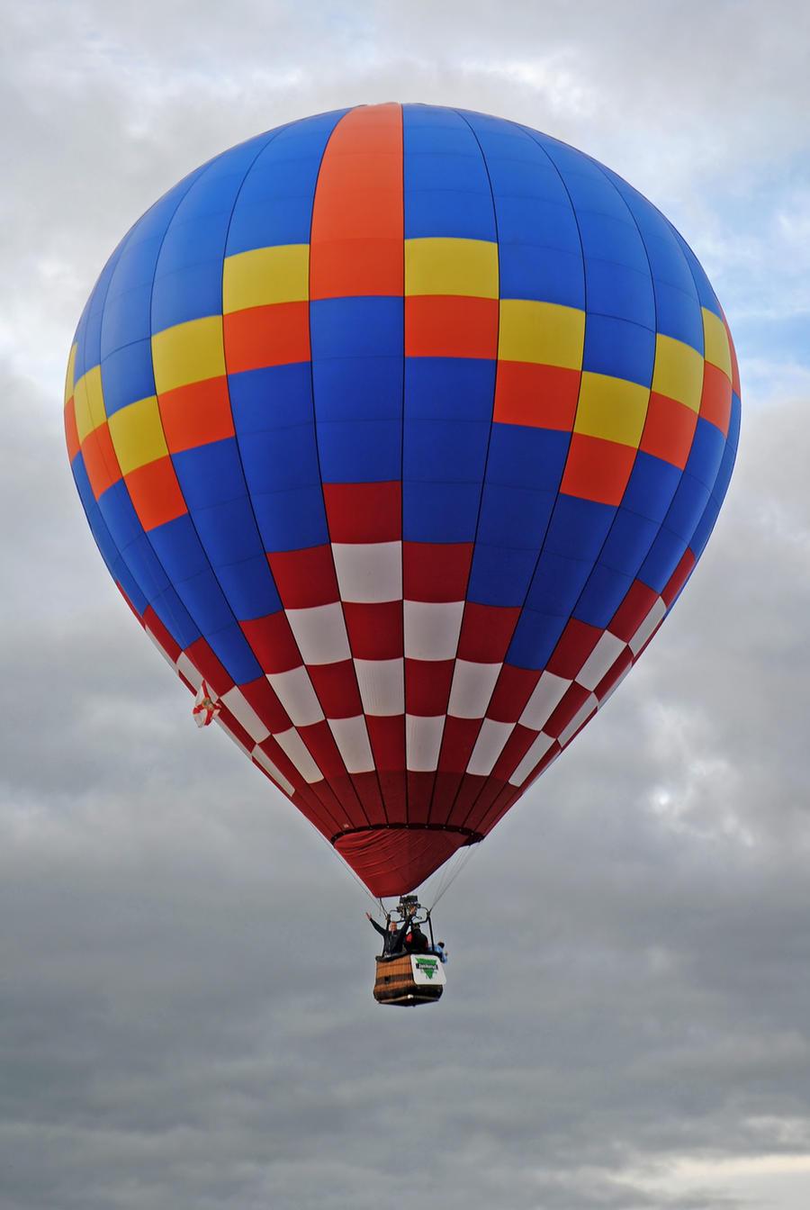 Balloon fiesta 10 by LucieG-Stock