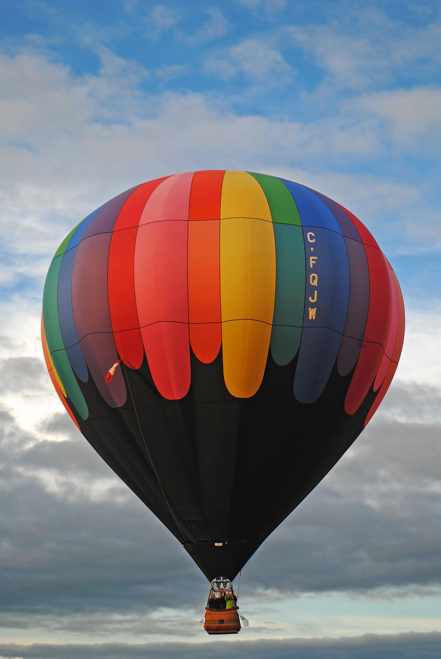 Balloon fiesta 16 by LucieG-Stock