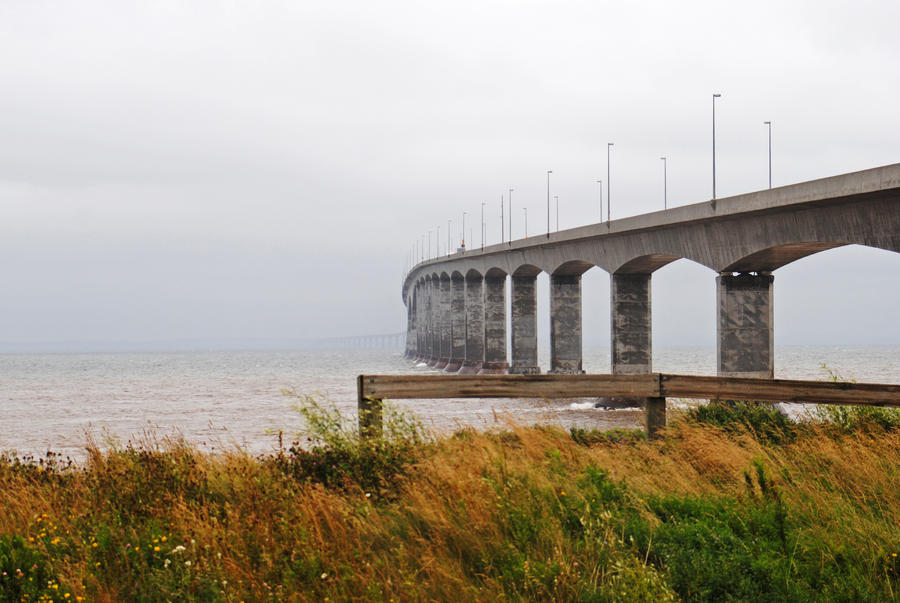 Confederation Bridge 2 by LucieG-Stock
