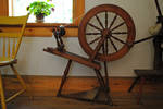 spinning wheel 1