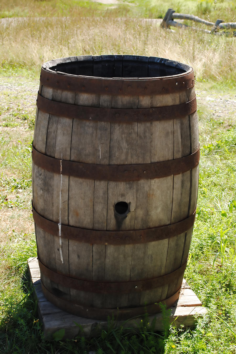 Barrel by LucieG-Stock