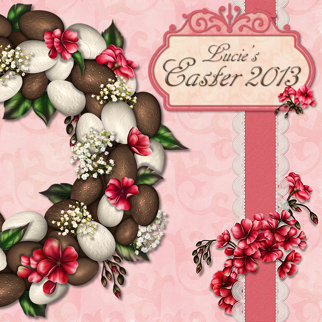 Lucie's Easter 2013 by LucieG-Stock