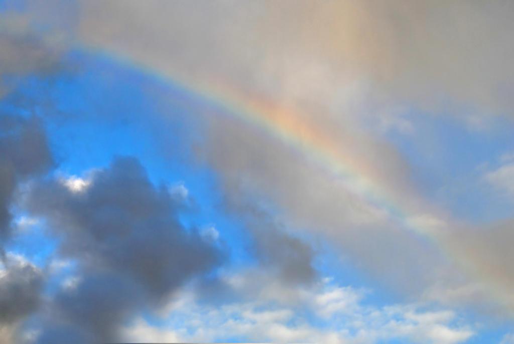 rainbow 2 by LucieG-Stock