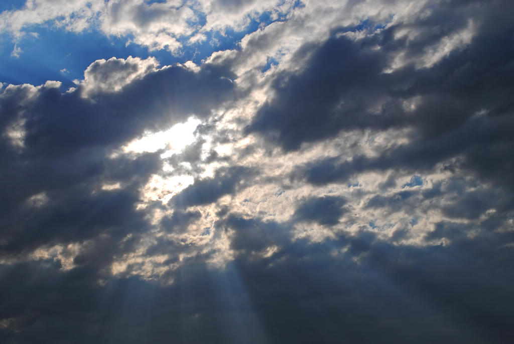 Rays by LucieG-Stock