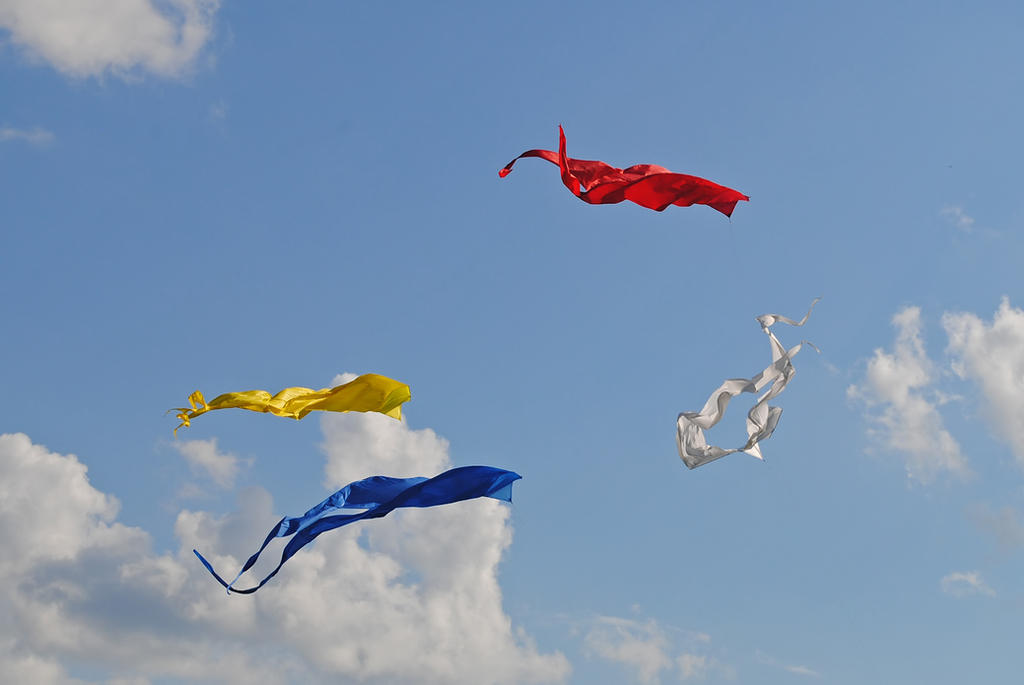 kites 4 by LucieG-Stock