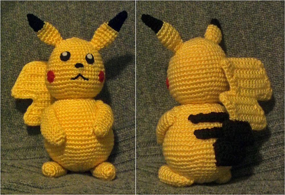 Another pikachu by LucieG-Stock