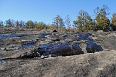 Arabia mountain 11
