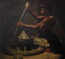 Kumbhakar - Pot Maker