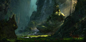 Unexplored Ruins- 05 ( Lord Shiva )