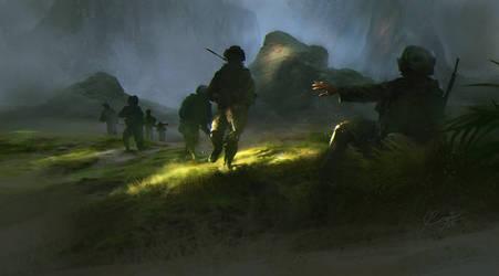 Combatants