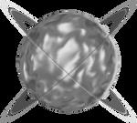Silvara, the Metallic Moon (or Planet)