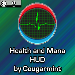 Health and Mana HUD Pack by Cougarmint