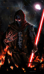Sith Lord by M-for-moddel