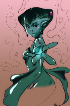 LegendOfZelda:: Princess Ruto