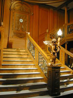 Titanic Staircase by magenta-stock
