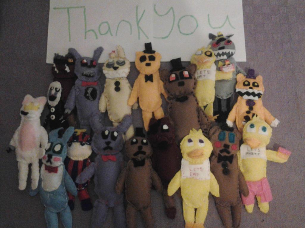 Thank You! by jellyjammfan