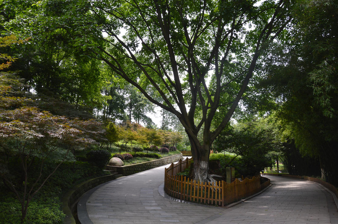 Park corner by nismoz