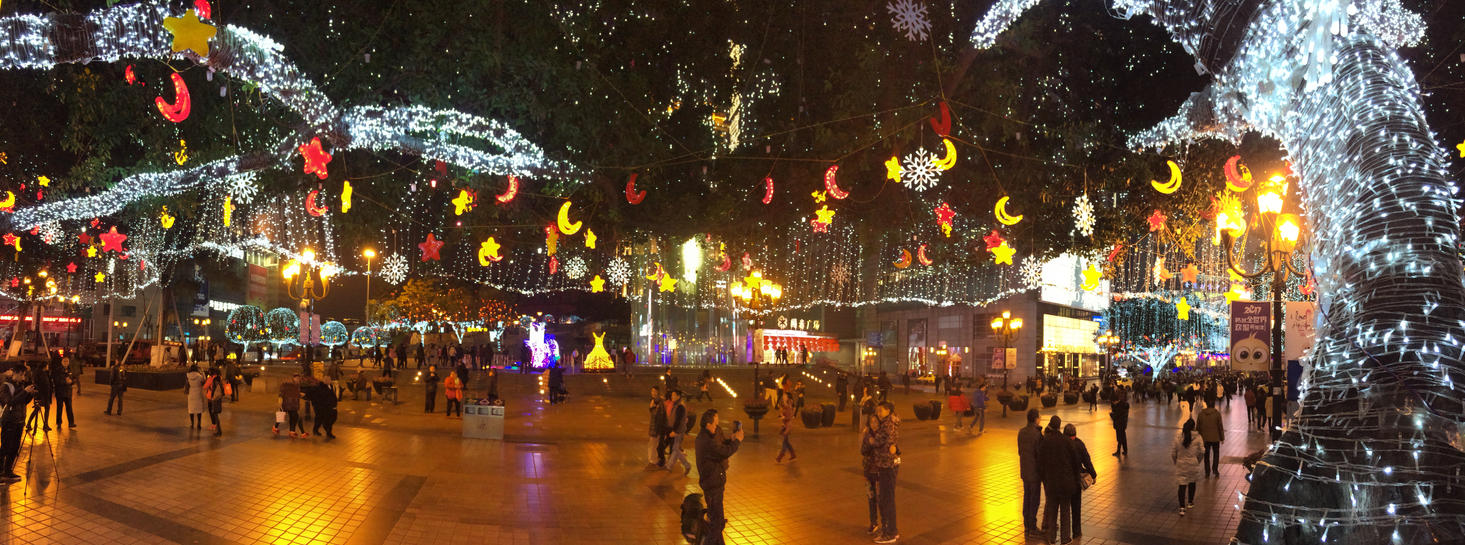 The Lantern Festival by nismoz