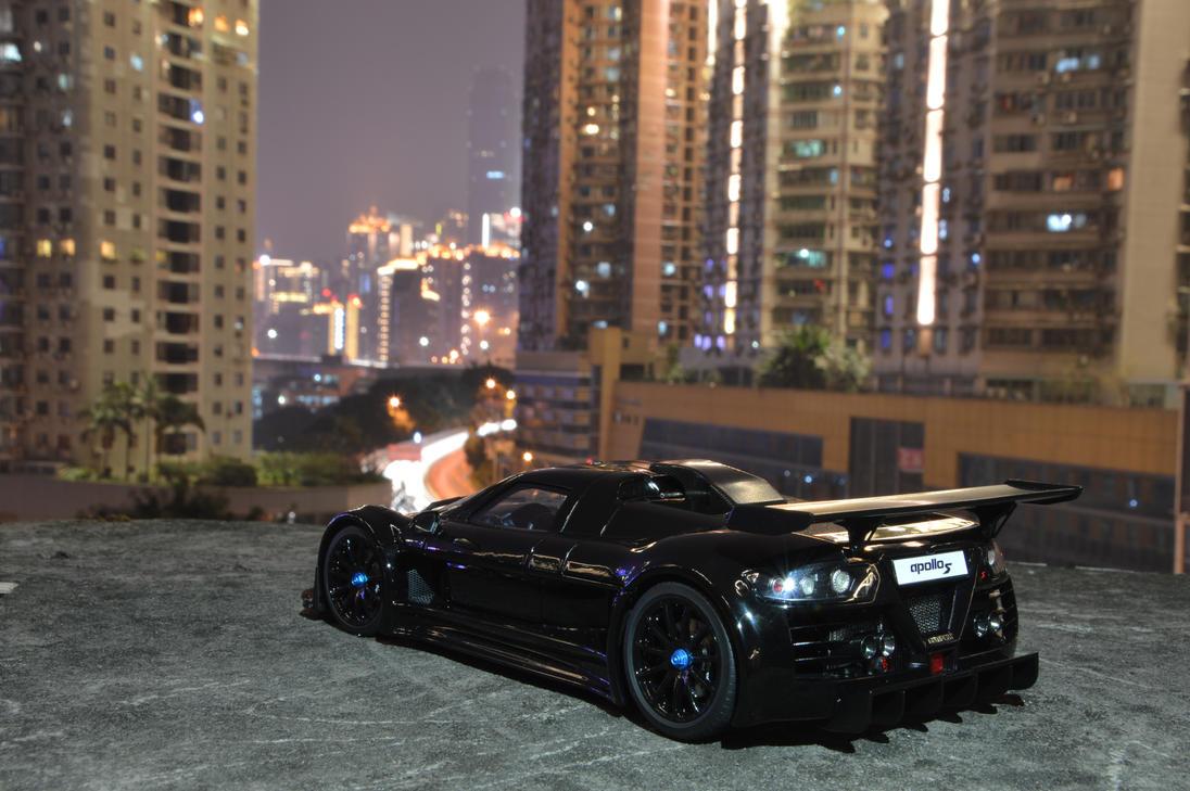 Dark Knight by nismoz