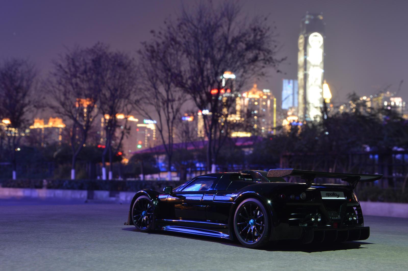 Dark Knight 3 by nismoz