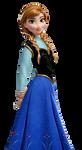 Anna |Frozen| PNG