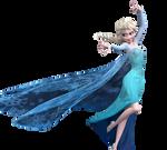 Elsa |Frozen| PNG