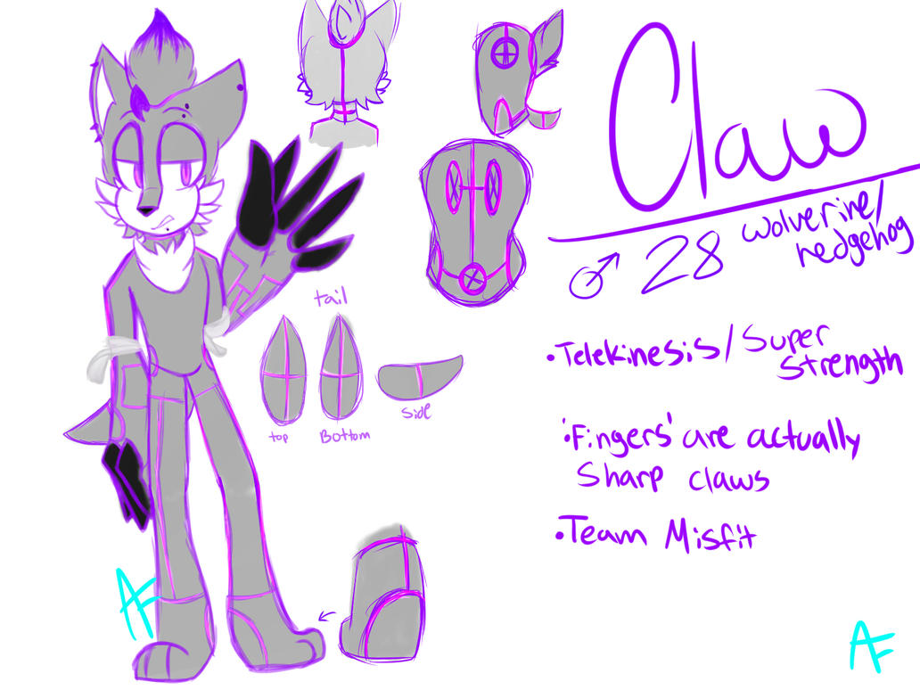 Claw The Wolverine Reference_by_angered_fluff-dbvbn74