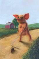 Blind Hog by soakley75