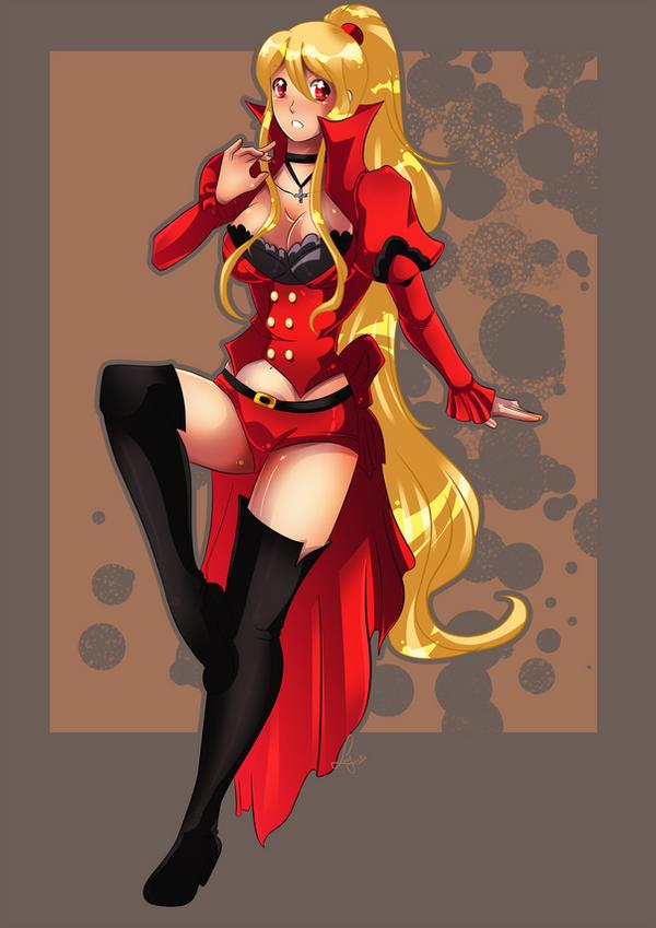 Countess Sentrick by lufidelis