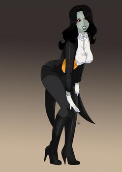 [C] Zatanna Vampire