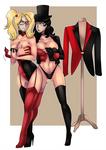 [c] Harley and Zatanna