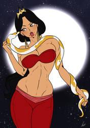 [C] Jasmine Dance 1 of 7 by lufidelis