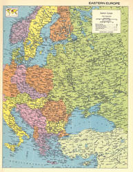 Under the Soviet Shadow, Eastern Europe by Solar-Republic