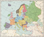 Mitteleuropa, The Central Powers 1936