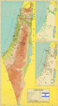 State of Israel, Jewish Settlements and Cities