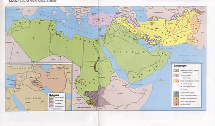 Middle East and North Africa-Culture